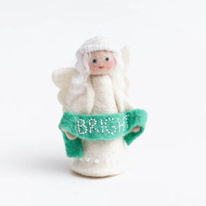 Season's Blessing Bright Angel Ornament