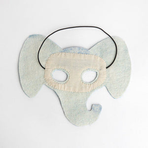 Sky Majesty Elephant Mask