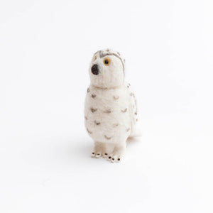 Snowy Nights Owl Ornament