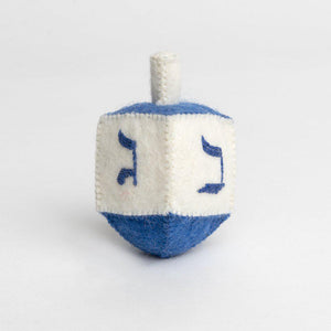 Medium Spinning Dreidel Ornament