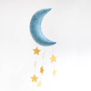 Stardust Moon Medium Wall Hanging
