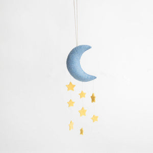 Stardust Moon - Ornament