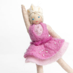 Sugar Plum Ballerina Ornament