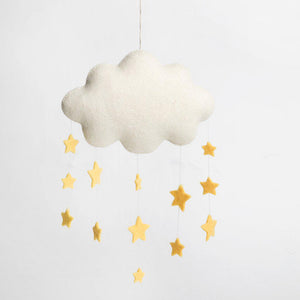 Twinkle Star Cloud Wall Hanging - Medium