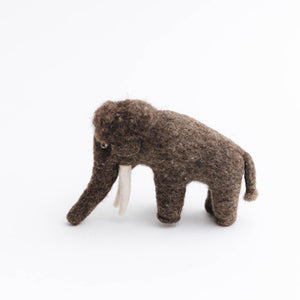 Wild Wooly Mammoth Ornament