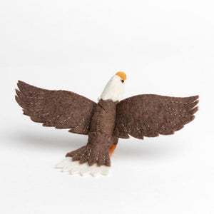 Wind Rider Bald Eagle