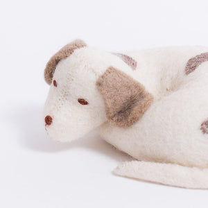 Snuggle Puppy - White