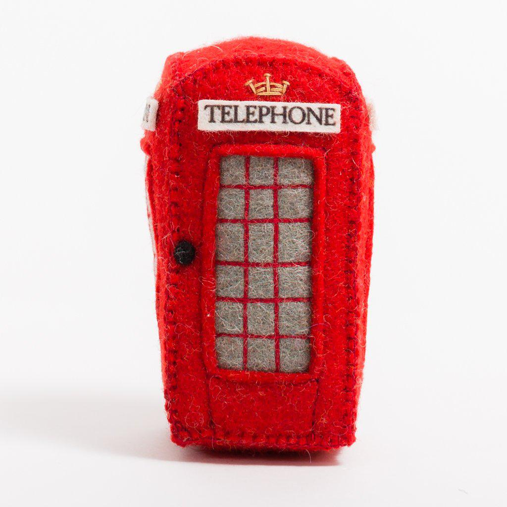 London Calling Phone Booth