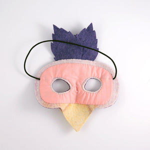 Carnival Dance Toucan Mask