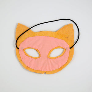 Sun Catcher Kitty Mask