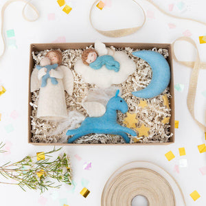 Blue In My Arms Baby Gift Box Set
