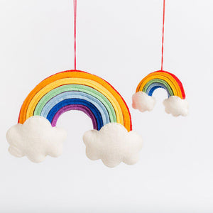 Over the Rainbow Wall Hanging - Medium