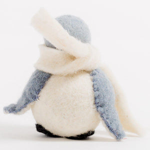 Star Bright Penguin Ornament