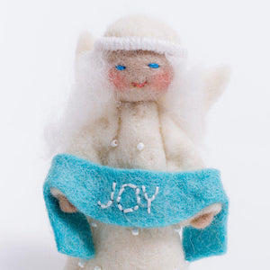 Season's Blessing Angel - Joy