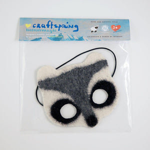 Night Mischief Raccoon Mask
