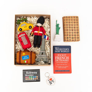 Wanderlust Gift Box Set