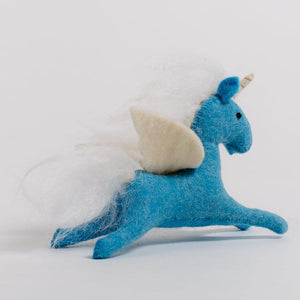 Enchanted Days Unicorn - Blue