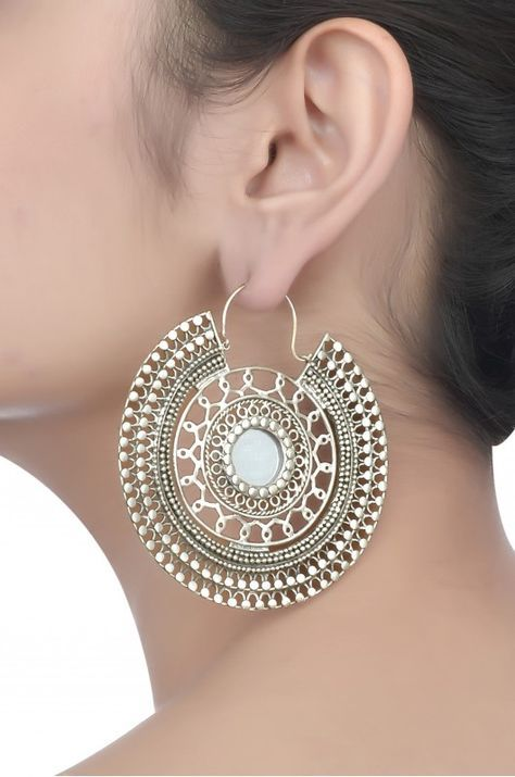 Silver Rawa Earrings