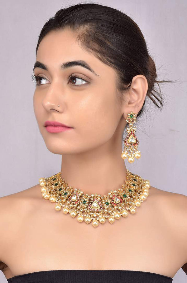 Ravishing Rati Necklace Set