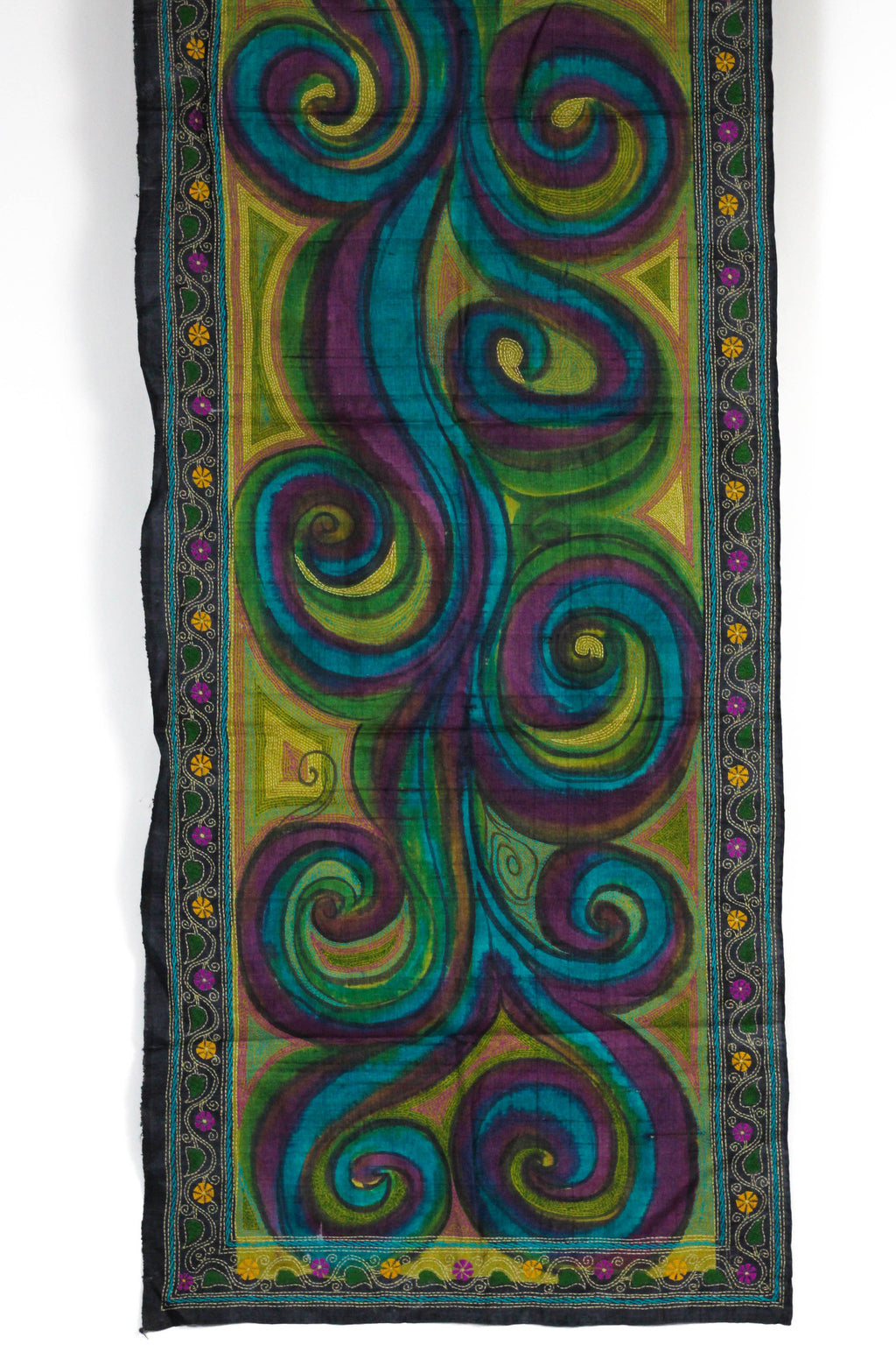 The Mystique kantha scarf