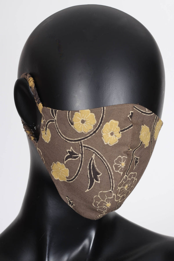 Reversible Cotton Printed Mask