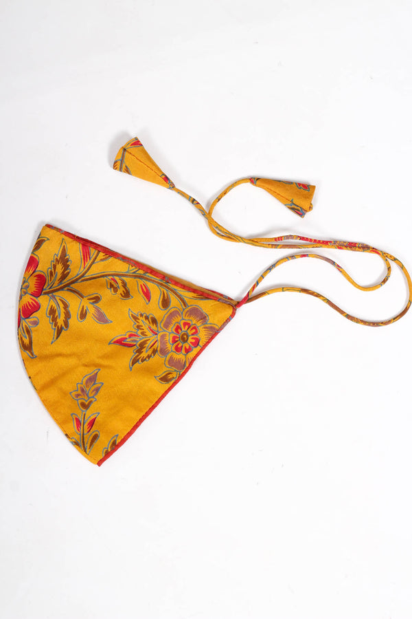 Silk Printed Mask