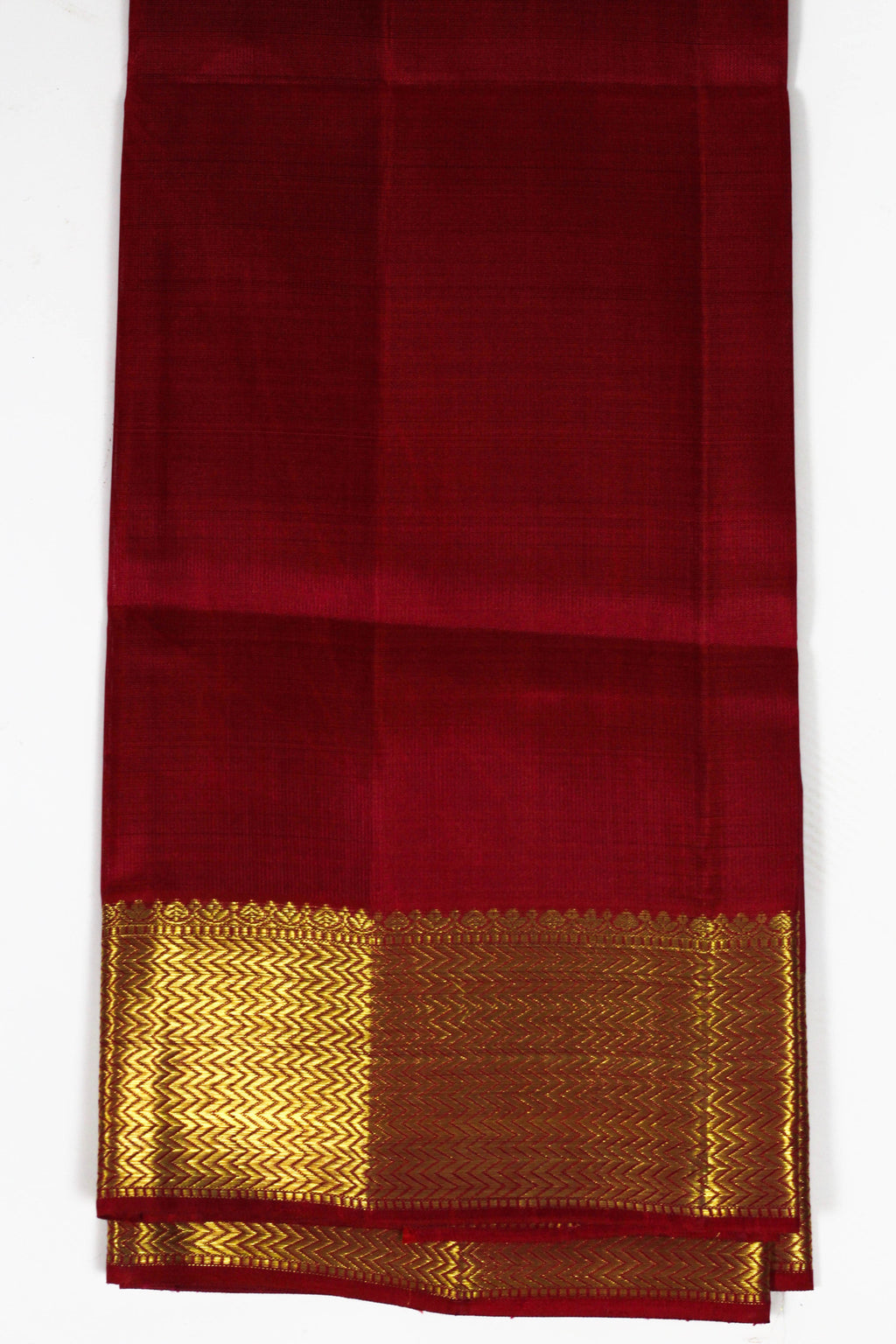 Red Wedding Kanjiveram Saree