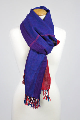 By Loom Scarf