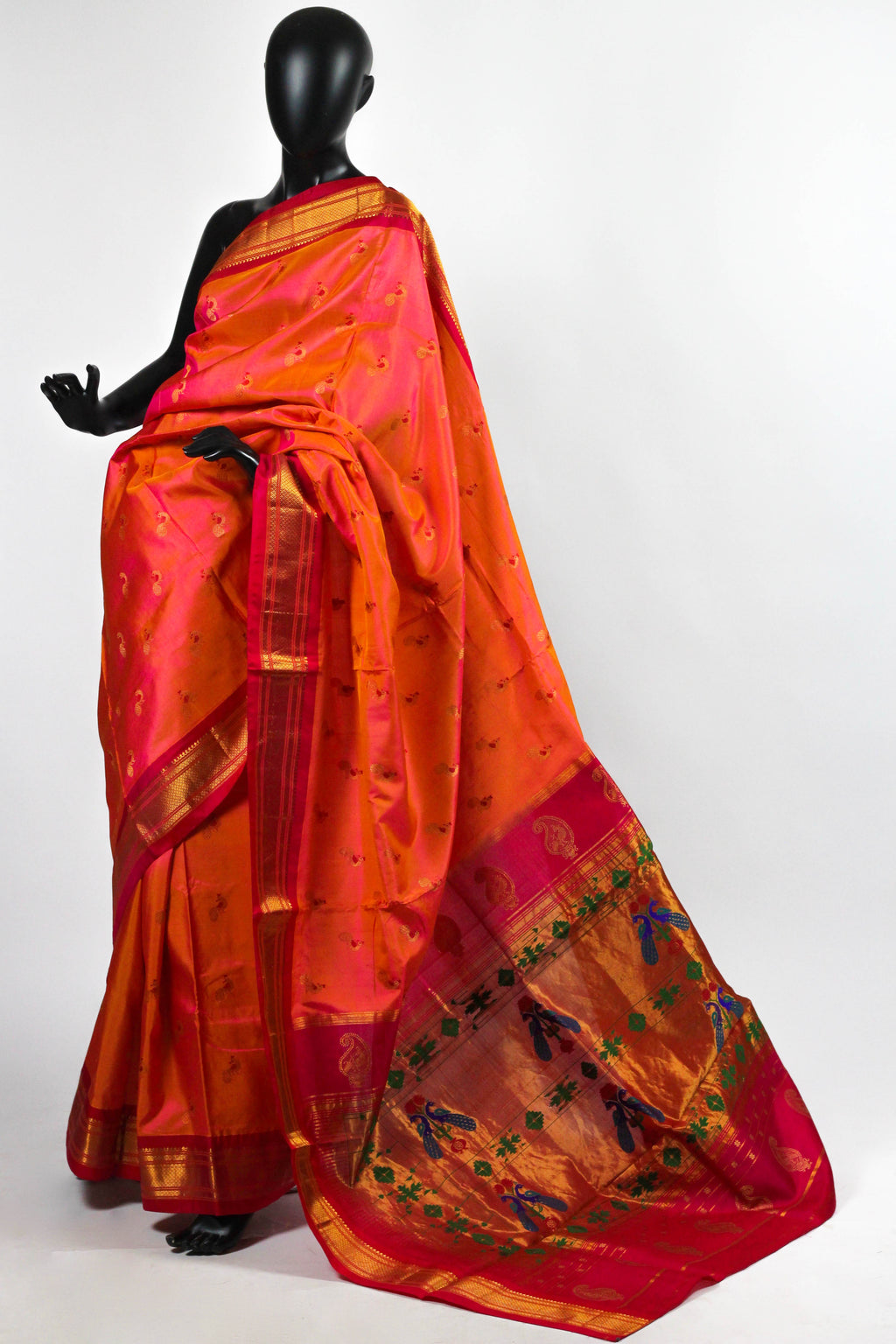 The Kashibai saree