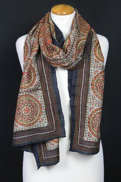 The Mandala Scarf