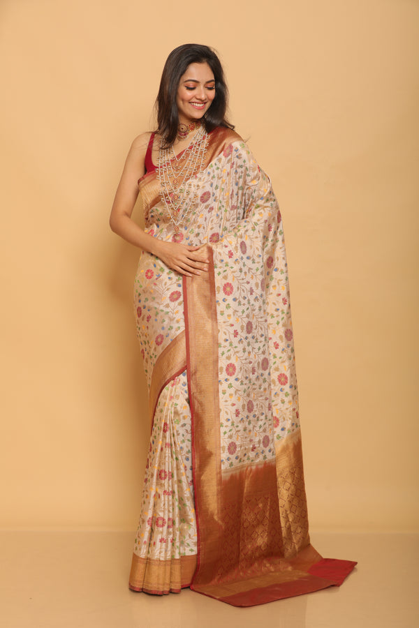 The Shona Saree