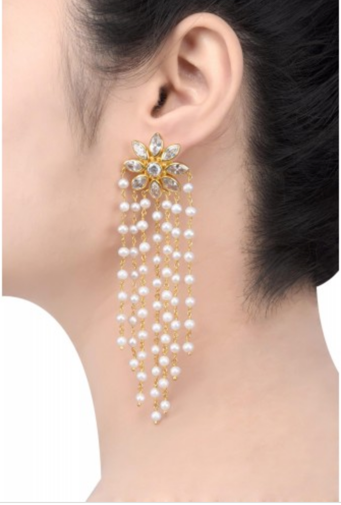Very Romantic earrings