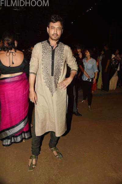 Irfan Khan in Sabyasachi