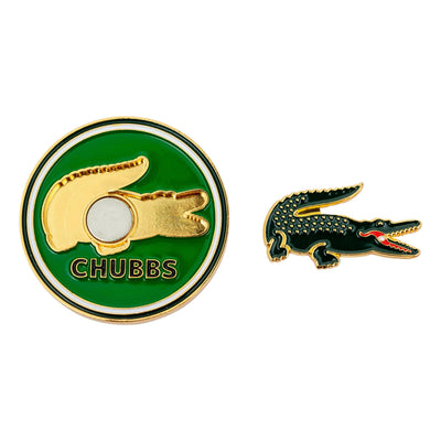 Chubbs Pocket Coin & Ball Marker