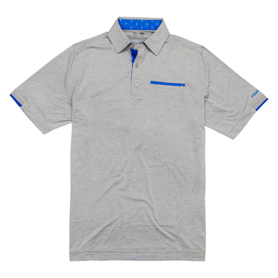 Shotgun Polo (Grey)