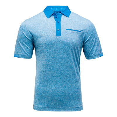 Shotgun Polo (Blue)