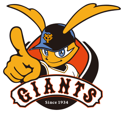 We are now the official water of the Yomiuri Giants!