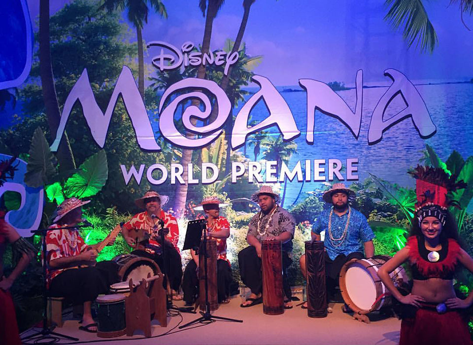 Disney's Moana Premiere at El Capitan Theatre