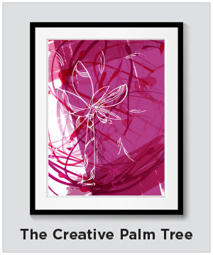 The Creative Palm Tree