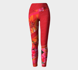 Lily Picture - Yoga Leggings