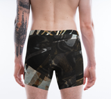 Gold Electrify - Men's Boxer Briefs