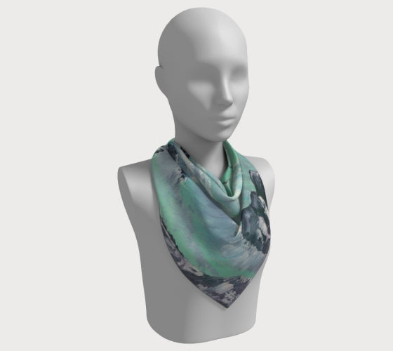 "Mother Teresa - 36"" Square Scarf"
