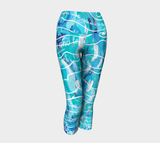 Reflections - Yoga Capris