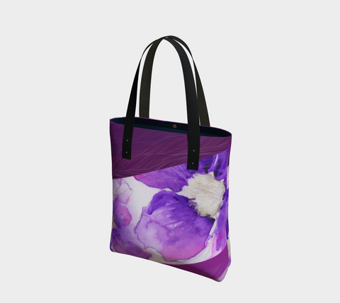 Clematis Painting - Urban Tote