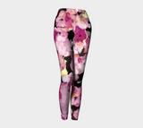 Happiness Blooms - Leggings