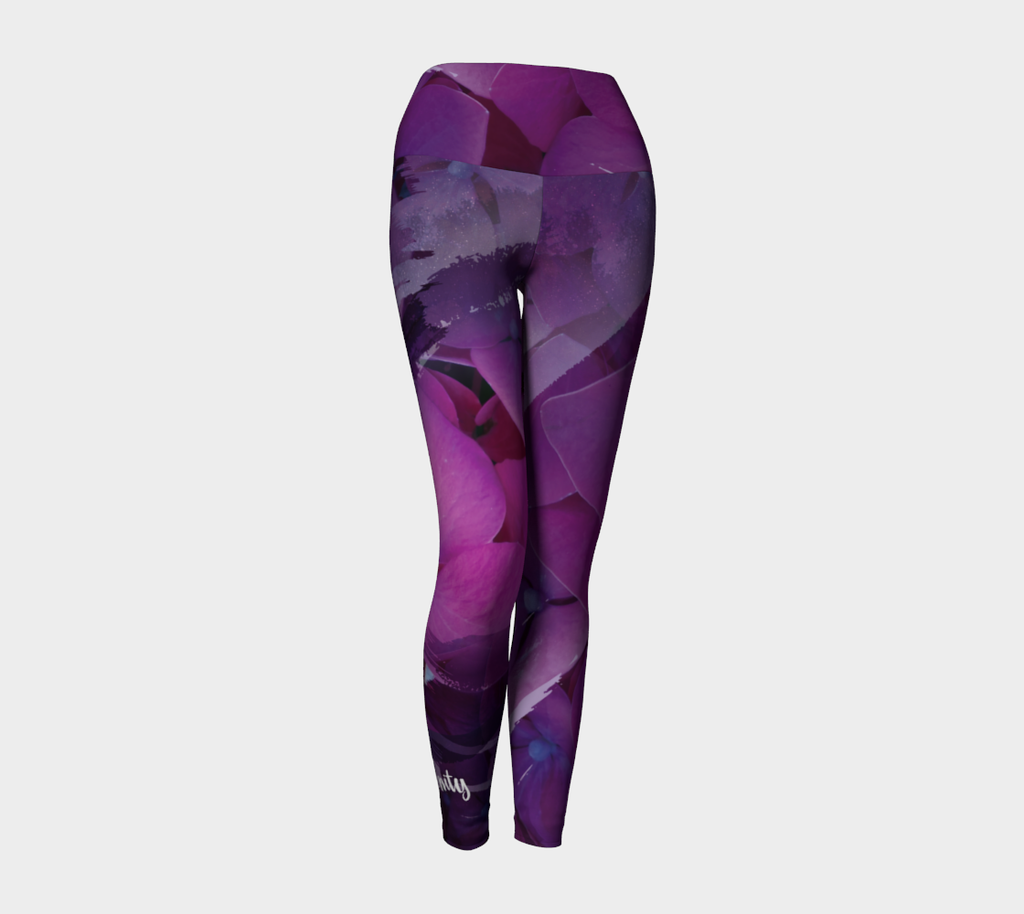 Serenity - Yoga Leggings