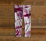 Infinite Love Plum - Baby Leggings