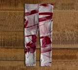 Infinite Love Merlot - Baby Leggings