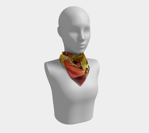 "Maple - Square 36"" Scarf"