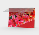 Lily Picture - Spiral Notebook